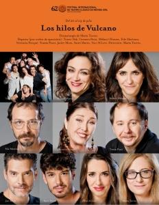 Los hilos de Vulcano - Cartel