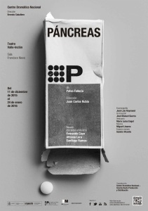 Páncreas - Cartel