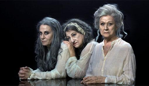 tres hermanas