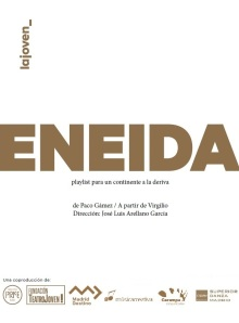 Eneida - Cartel