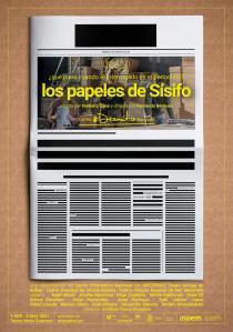 Los papeles de Sísifo - Cartel