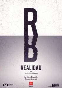 Realidad - Cartel