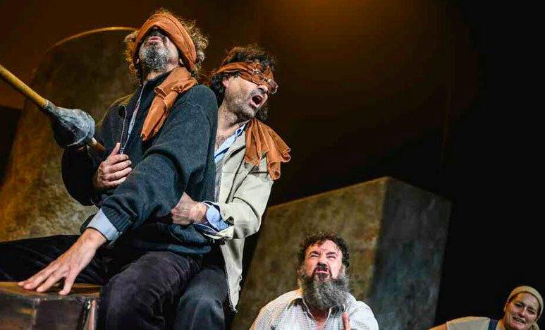 Don Quijote somos todos - Foto