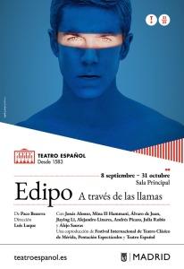 Edipo - Cartel